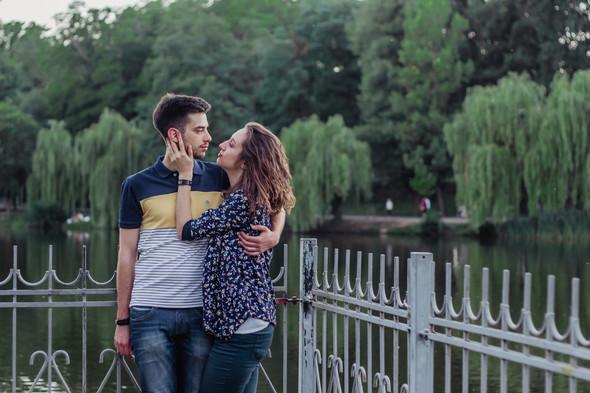 Предсвдебная Love Story Максима и Даши - фото №11