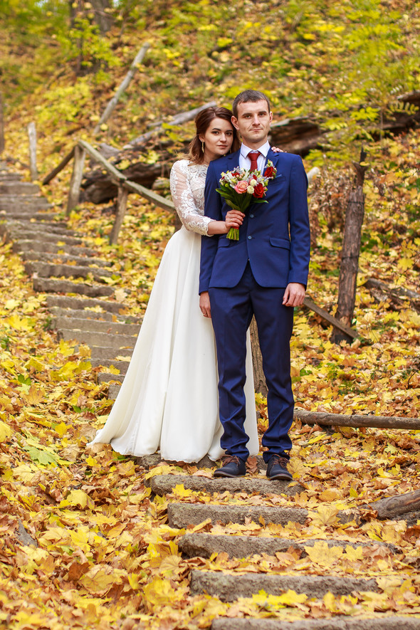 Дмитрий и Алена - фото №26
