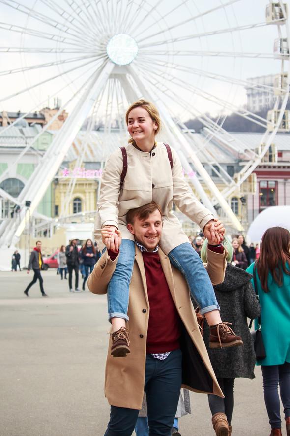 Love Story Ольги и Аркадия - фото №17