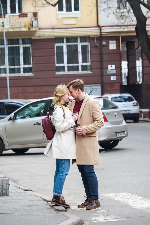Love Story Ольги и Аркадия - фото №4