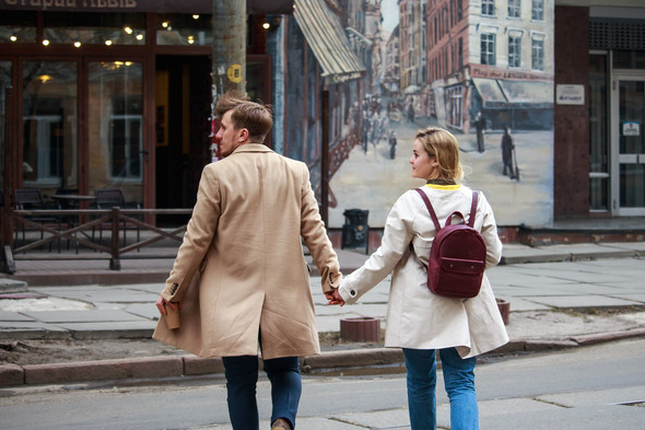 Love Story Ольги и Аркадия - фото №10