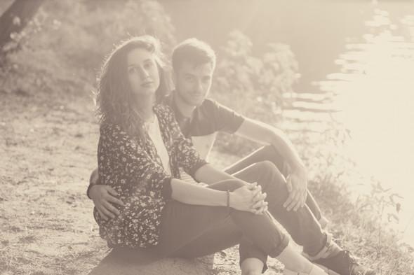 Предсвдебная Love Story Максима и Даши - фото №13