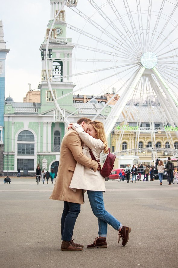 Love Story Ольги и Аркадия - фото №20