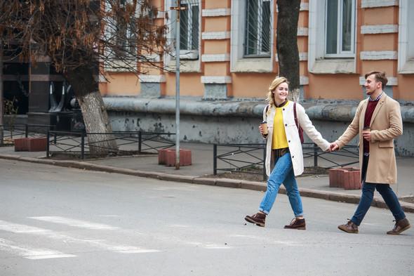 Love Story Ольги и Аркадия - фото №3