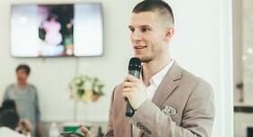 Владимир Левчук - ведущий в Киеве - фото 3