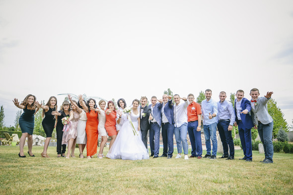 Wedding Vladimir and Catherine - фото №10