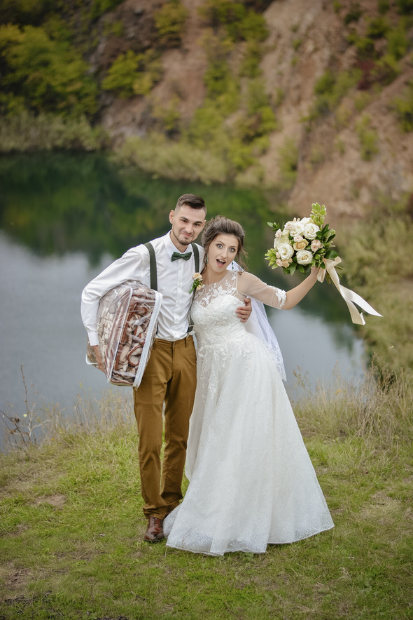 Wedding Karina and Sergey - фото №16