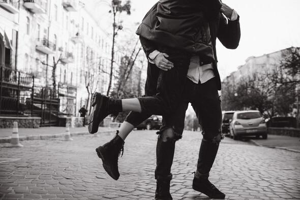Love Story Дима & Аня - фото №18
