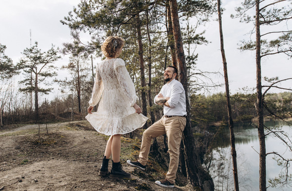 Дима и Аня - фото №30