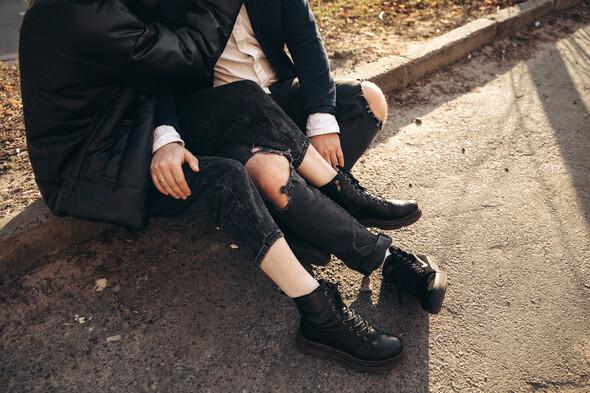Love Story Дима & Аня - фото №21