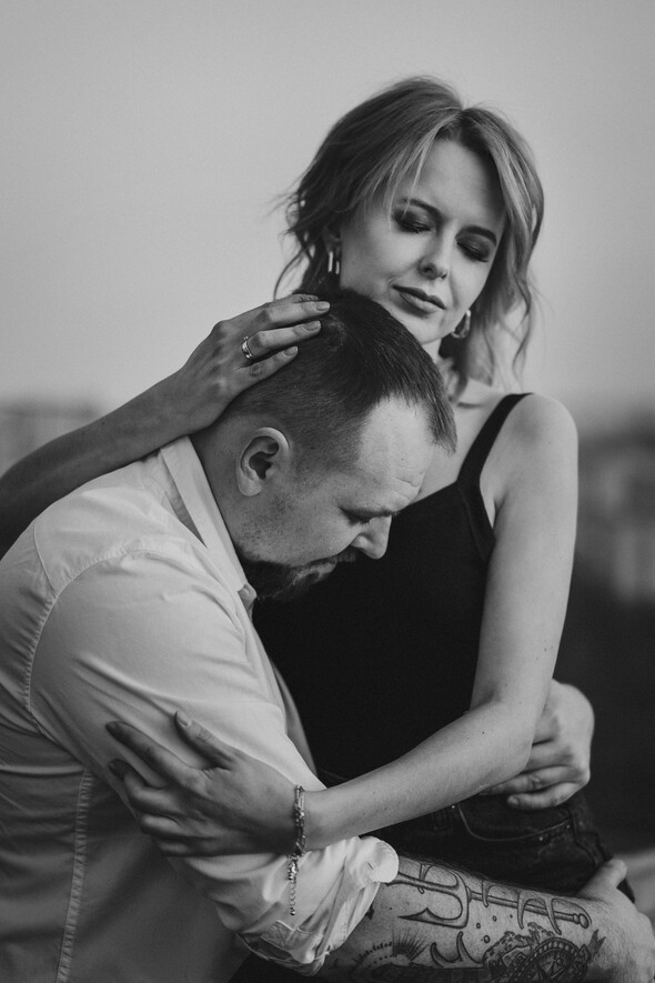Love Story Дима & Аня - фото №113