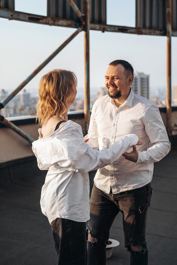 Love Story Дима & Аня - фото №38