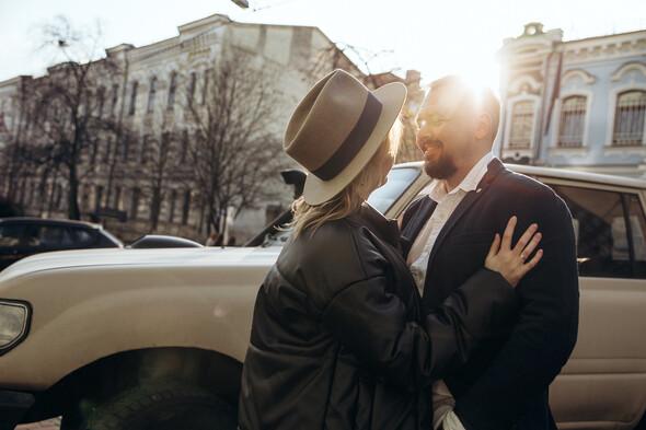 Love Story Дима & Аня - фото №12