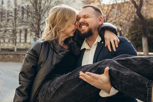 Love Story Дима & Аня - фото №6