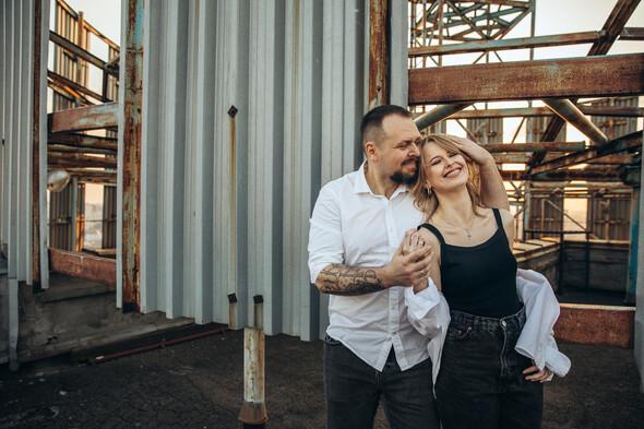 Love Story Дима & Аня - фото №86