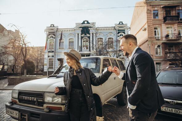 Love Story Дима & Аня - фото №9