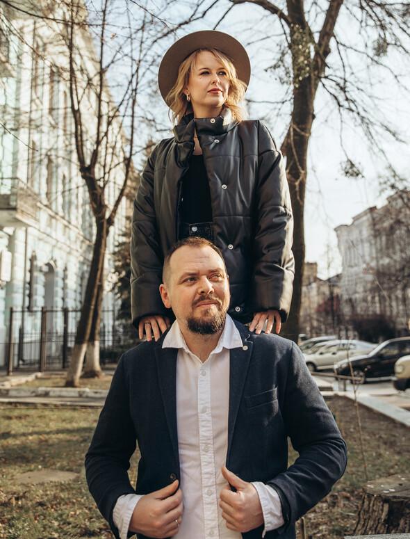 Love Story Дима & Аня - фото №16