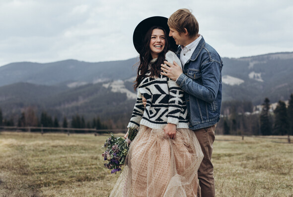 Love in the mountains - фото №8