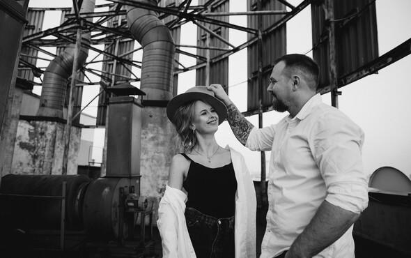 Love Story Дима & Аня - фото №126