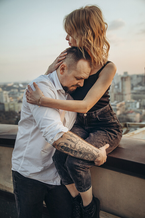 Love Story Дима & Аня - фото №111