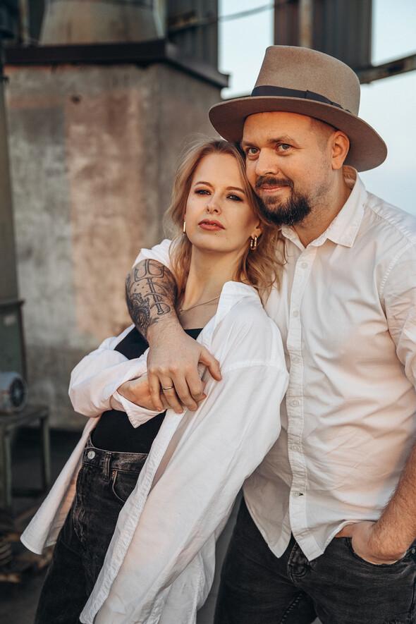 Love Story Дима & Аня - фото №123