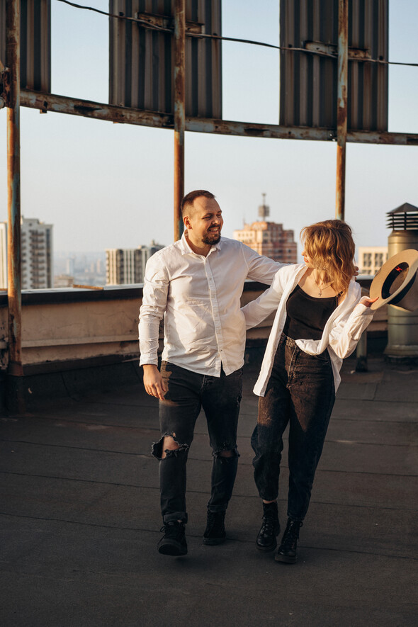 Love Story Дима & Аня - фото №36