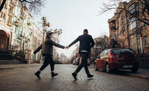 Love Story Дима & Аня - фото №17
