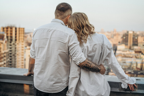 Love Story Дима & Аня - фото №78
