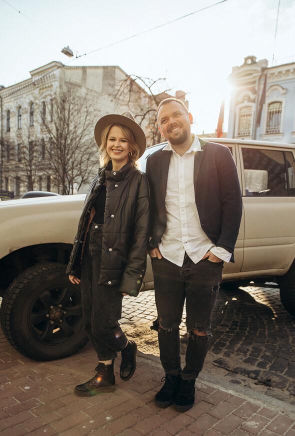 Love Story Дима & Аня - фото №11
