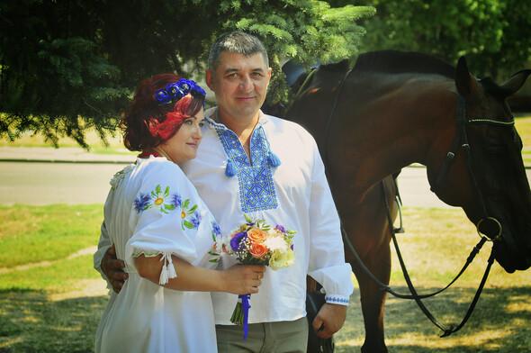 Мои свадьбы - фото №3