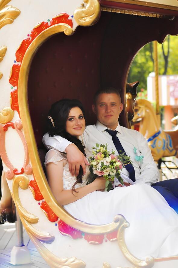 Мои свадьбы - фото №8