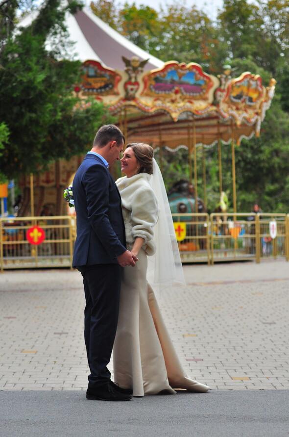 Мои свадьбы - фото №11