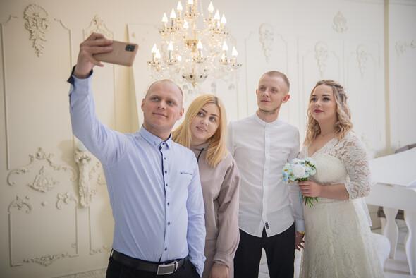 Свадьба, студия - фото №6