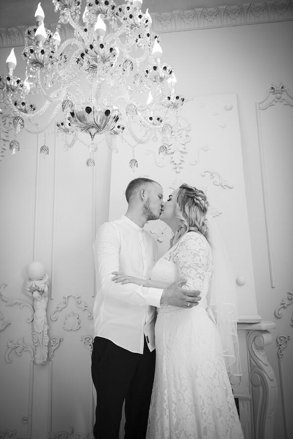 Свадьба, студия - фото №12