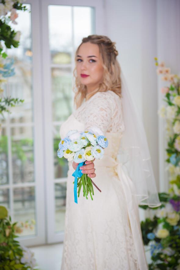Свадьба, студия - фото №2