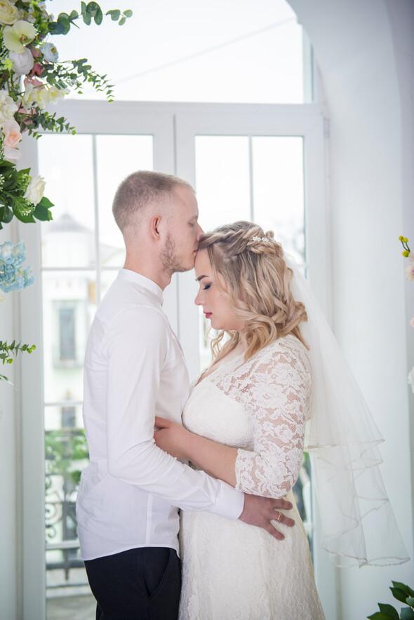 Свадьба, студия - фото №8