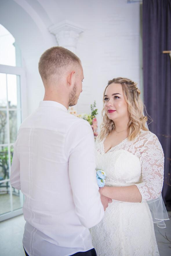 Свадьба, студия - фото №3