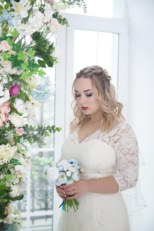 Свадьба, студия - фото №11