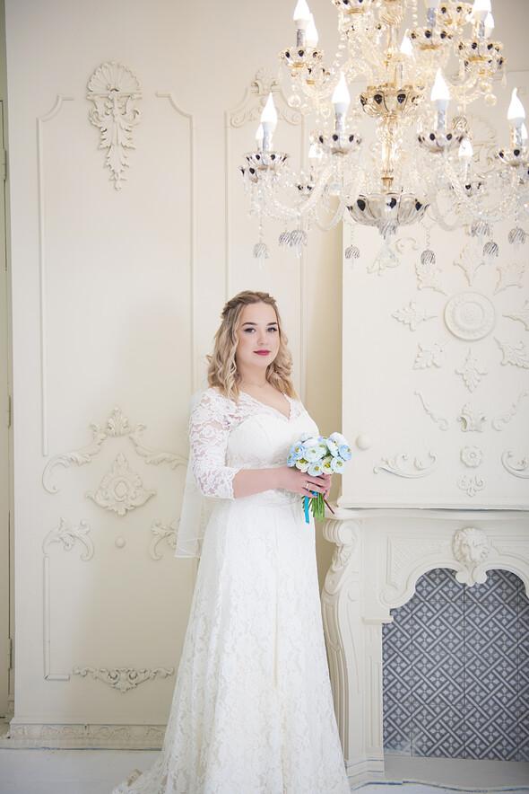 Свадьба, студия - фото №13