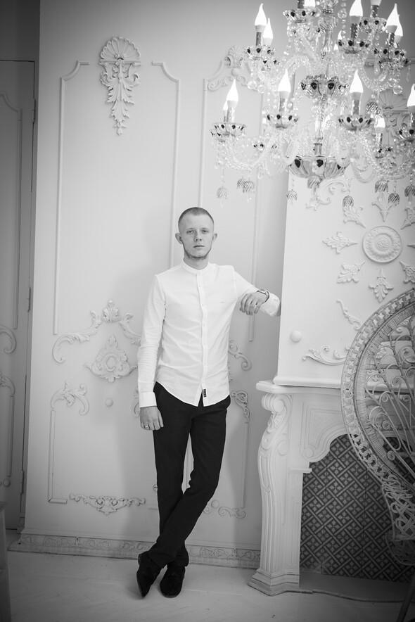 Свадьба, студия - фото №10