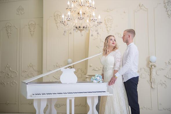 Свадьба, студия - фото №4