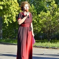 Татьяна Петровская - ведущий в Мариуполе - фото 1