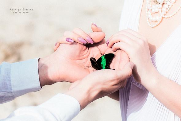 Предсвадебная Love Story - фото №14