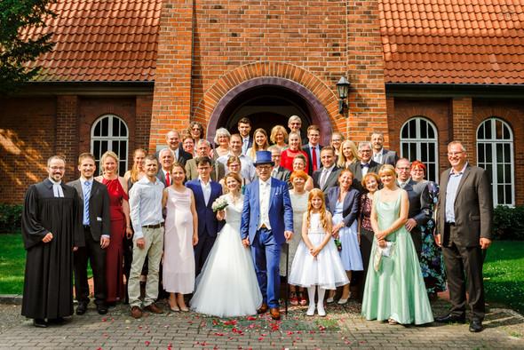 Свадьба по-немецки c украинской душой;) - фото №33