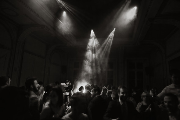 Классическая свадьба в замке. Брюссель, Бельгия - фото №80