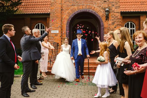 Свадьба по-немецки c украинской душой;) - фото №32