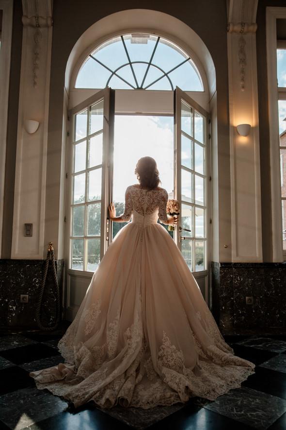 Классическая свадьба в замке. Брюссель, Бельгия - фото №10