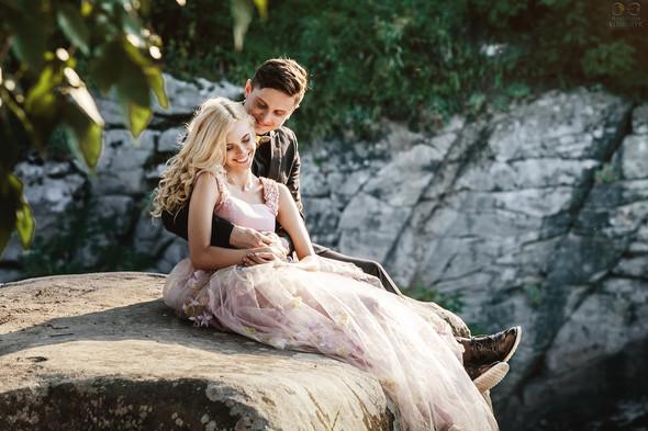 Романтическая фотосессия в каньоне - фото №2