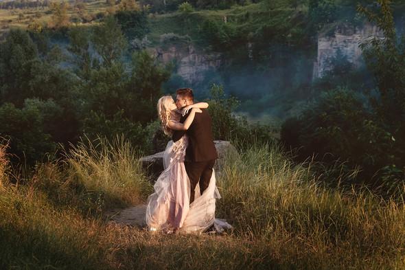 Романтическая фотосессия в каньоне - фото №20