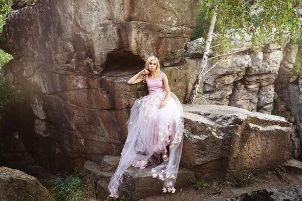 Романтическая фотосессия в каньоне - фото №14